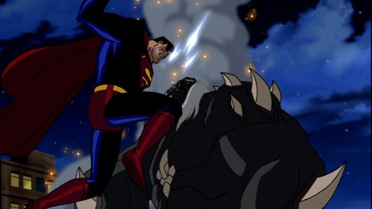 Superman-To The Death!