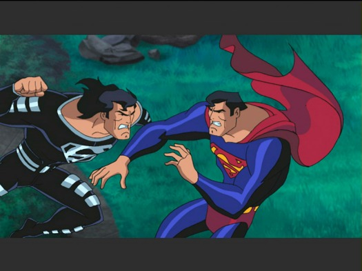 Superman V. Clone Superman!