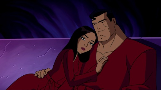 Supes & Lois-Romantic Time!