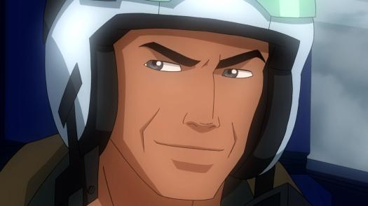 Steve Trevor-Primed 4 Aerial Combat!