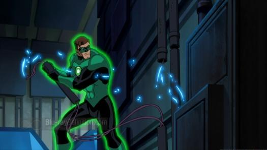 Hal Jordan-Giving Kanjar Ro's Krew A Shocking Surprise!