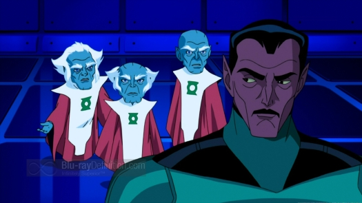 Sinestro-A Hidden Hatred Towards The Guardians!