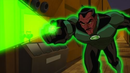 Sinestro-Off To Capture Cuch!