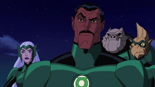 Sinestro-Proper Introductions!