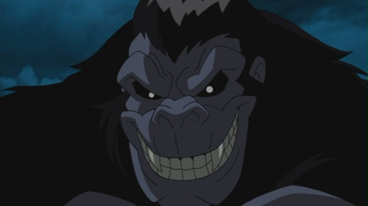 Gorilla Grodd-Shield Your Mind From His!