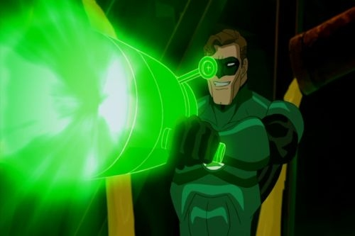 Hal Jordan-Let The Imagination Fly!
