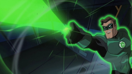 Hal Jordan-Won't Be Denied A Date With Kanjar Ro!