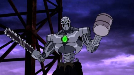 Metallo-Secretly Working For The President!