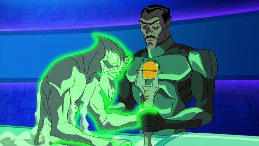 Sinestro-Brief Resurrection For Information!