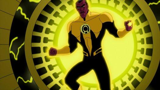 Sinestro-I'm Back!