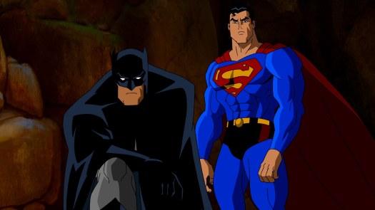 Superman & Batman-DC Legends!