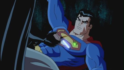 Superman & Batman-Down, But Not Out!