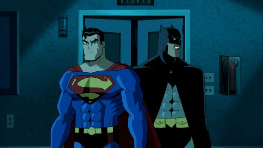 Superman & Batman-Proving Their Innocence!