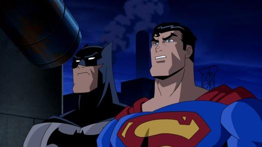 Superman & Batman-World's Finest!