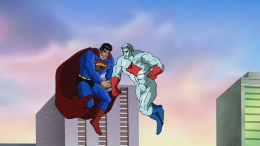Superman v. Captain Atom!
