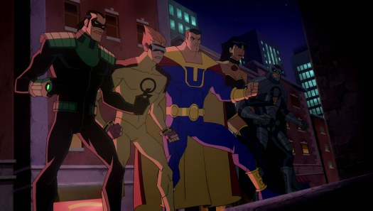 Crime Syndicate Of Amerika-The Polar Opposite Of The JLA!