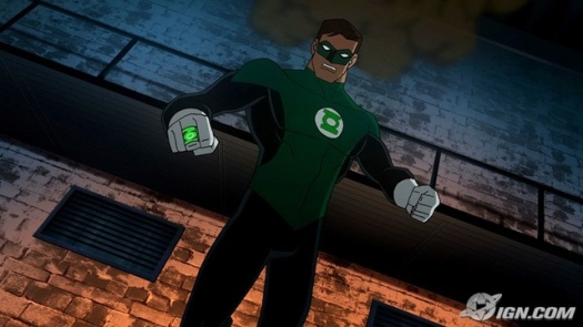 Green Lantern-Consider Your Operation Scraped!