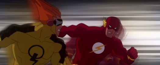 Johnny Quick & The Flash-Speed On Speed Duel!