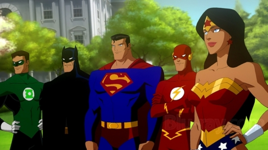 Justice League-Mission Accomplished!