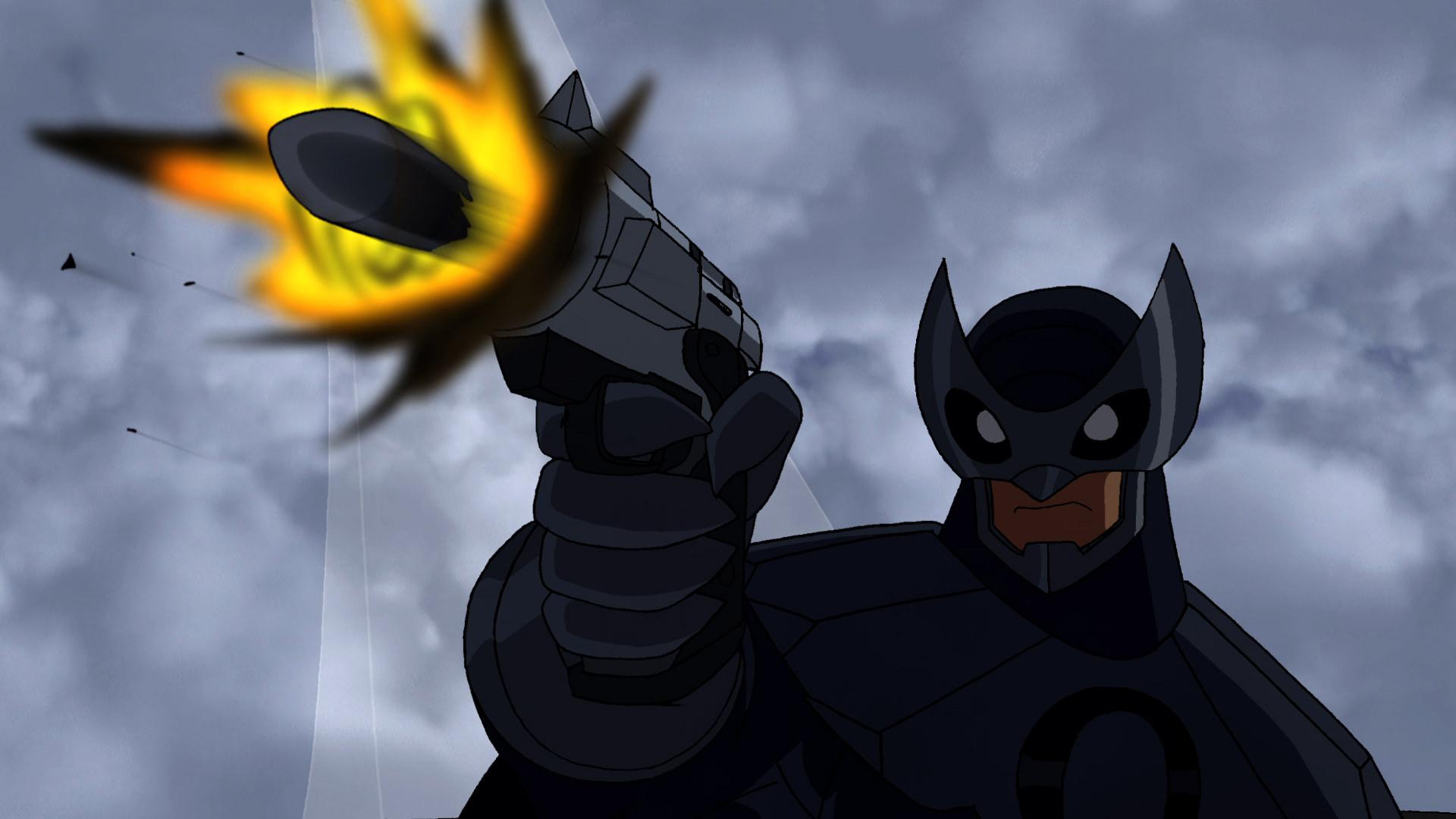 Owlman-Get Off My Plane! Owlman