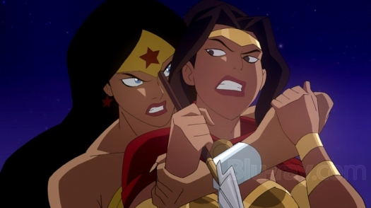 Wonder Woman-Helping To Tear Down The Syndicate One By One!