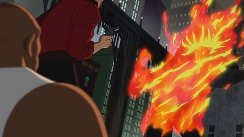 Red Hood-Fighting Fire With Fire!