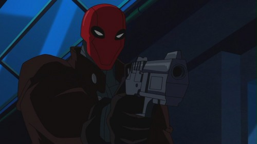 Red Hood-The First Encounter!