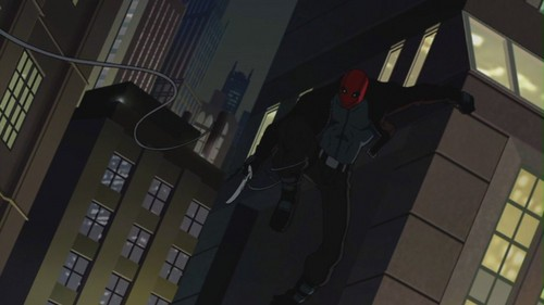 Red Hood-You're Not Catching Me That Easily!
