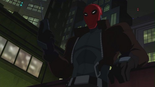 ...So Is Red Hood!