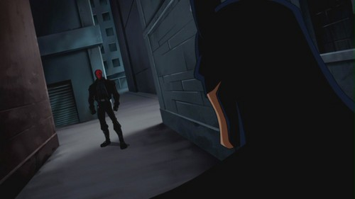 Batman v. Red Hood-The Final Throwdown!