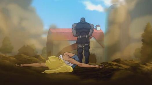 Darkseid-Child, Please!