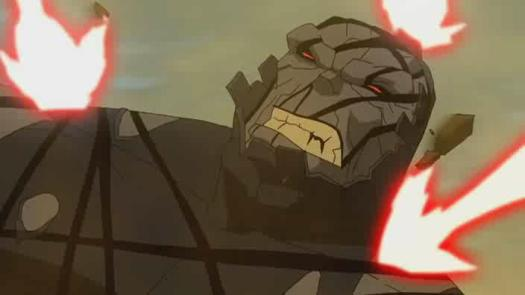 Darkseid-Here's Your Superman-Sized Beatdown!