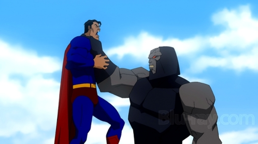 Darkseid-I'm Back For Revenge!