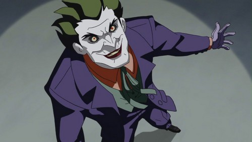 Joker-The Past Is Looking Back @ Him!
