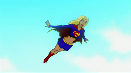 Supergirl-Take To The Skies!