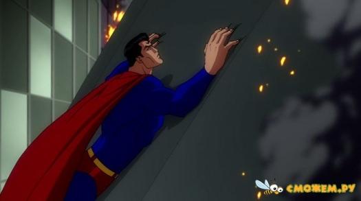 Superman-Savin' The Day!