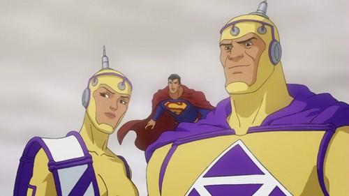 Bar-El & Lilo-New Visitors From Krypton!