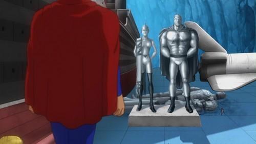 Bar-El & Lilo-No Respect For Supes' Parents!