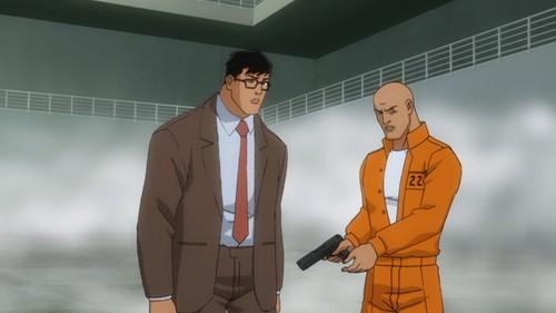 Clark Kent-Helping Lex Escape Parasite's Wrath!