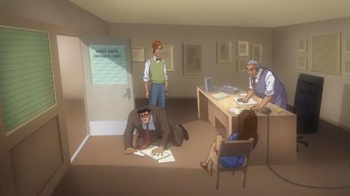 Clark Kent-The Pretend Bumbler!