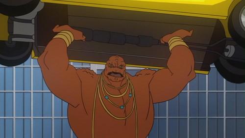 Krull-Laying Waste To Metropolis!