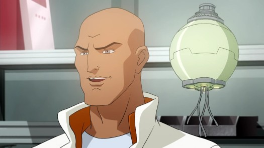 Lex Luthor-His Levitating Ace In The Hole!