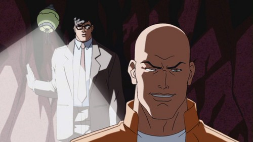 Lex Luthor-Smug Towards Death!