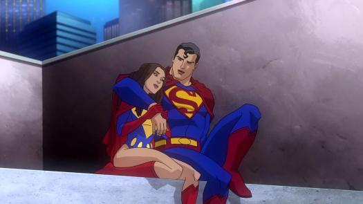 Lois Lane-The End Of A 'Super' Birthday!