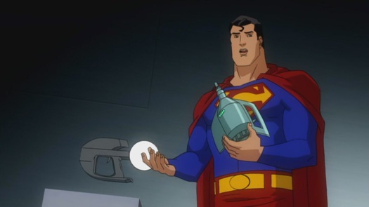 Superman-Armory Tour!