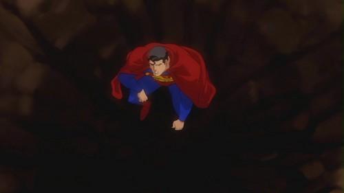 Superman-Back On Earth!