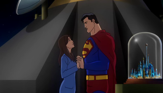Superman-Sharing The Heart-Breaking News!