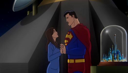 Superman-Sharing The Heart-Breaking News!