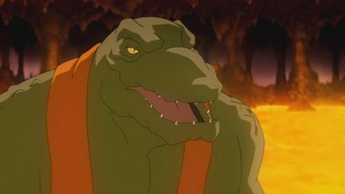 Tyrannko-Krull Was Duped Into Battle!