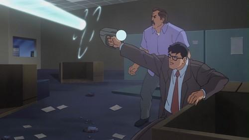 Clark Kent-Gravity Gun, Ahoy!